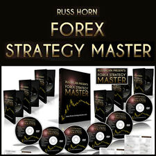 Russ Horn - FOREX STRATEGY MASTER - Complete System + Marksman Trade Alert App