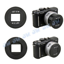 Self-retaining Lens Cap For PanasonicLumixG X Vario PZ 14-42mmLensH-PS14042
