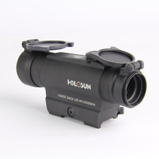 Holosun Infiniti Hs402C Solar Power Monocular Red Dot Sight | Shake Awake| Solar