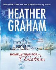 Home in Time for Christmas by Heather Graham (2009, Hardcover)