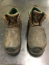 Mens Red Wing Boots 4456 Safety Toe Metatarsal Guard, Electrical Hazard Size 8 D
