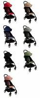 Babyzen Yoyo+ Stroller With 6+ Months Colour Seat pad & Black Stroller Frame