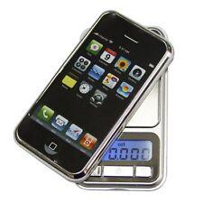 NEW WEIGHING MINI POCKET DIGITAL SCALES 0.1G ACCURACY-500G CAPACITY iPhone UK