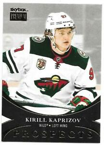 """2020-21 Upper Deck Skybox Metal Universe Prospects Rookie """"You Pick from list"""""""