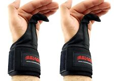 Powerlifting Best Pull Up Weight Lifting Hooks Straps Gloves Wrist Wraps Support