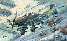 Trumpeter 1/32 Junkers Ju 87G-2 Stuka Plastic Model Kit TSM3218