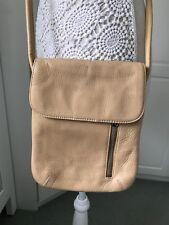 Tignanello Real Leather Cross Body Bag Authentic Designer Handbag 👜