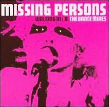 MISSING PERSONS Walking in L.A.: The Dance Mixes CD Destination Unknown Words