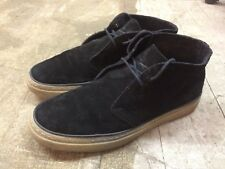 FRED PERRY chukka moccasin chelsea ankle suede mens boots shoes sz 8