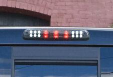 RECON 264116BK 1999-2016 Ford SuperDuty Smoked Rear Third Brake Light LED Bulbs