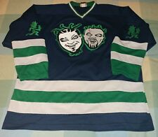 RARE TWIZTID FREEK SHOW HOCKEY JERSEY 3XL ICP JUGGALO INSANE CLOWN POSSE
