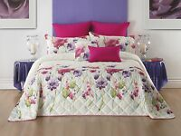Bianca Anastacia Multi Bedspread Set in All Sizes