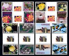 [CU086A] Curacao 2012 Plants Flora Gutterpairs MNH