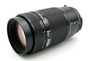 Nikon 70-210mm f/4.0-5.6 Auto Focus AF FX SLR DSLR Zoom Lens