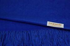 2PLY WIDE 78X28 PAISLEY Silk Pashmina Shawl Wrap Stole Cashmere Wool Silk Scarf