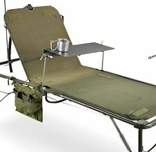 Used Military Army Field Hospital Bed Cot Fully Adjustable Stand Triage Prepper