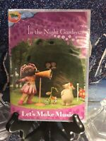 In the Night Garden: Lets Make Music (BBC DVD, 2012, Canadian) New & Sealed!