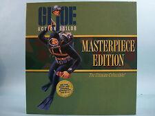 G I Joe Action Sailor Masterpiece Edition Vol Ii Action Figure & History Book