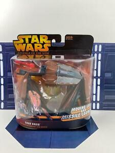 Star Wars Revenge of the Sith (ROTS) Deluxe - Crab Droid - 2005