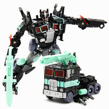 "Transformers 4 Black Convoy Optimus Prime 7"" New In Box"