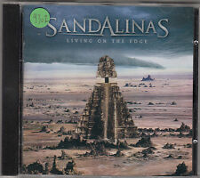 SANDALINAS - living on the edge CD