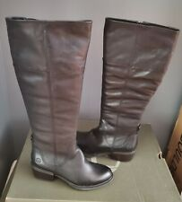 NEW AUTHENTIC WOMEN'S TIMBERLAND SUTHERLIN BAY TALL SLOUCH BOOTS US 10