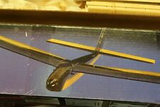 "Carl Goldberg, Electra, Balsa Airplane kit, Vintage, 78"" wing"