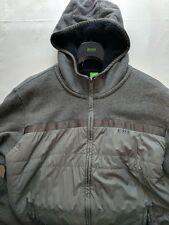 Hugo Boss Green jacket with hood size XXXL /3XL
