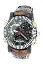 Aqua Master Men's Titanium Diamond Watch 3.50ct W312-1