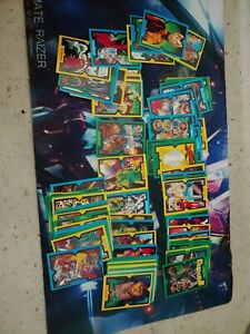 X force trading cards bundle 90 cards