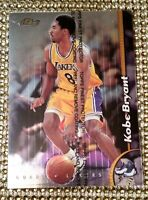 Topps Finest 1999-20 Kobe Bryant OVERSIZED card Nm+ EXTREME🌟RARE LAKERS w/film