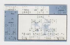 1996 Dallas Cowboys v Atlanta Falcons Ticket 10/20 Texas Stadium 53090
