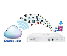 HDK Box 2.0 Streaming Karaoke Machine Supports iPad/iPhone/Android Apps Control