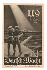 Germany Naval Collectable Military Postcards