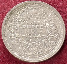 India Mezza Rupia 1944 (D1101)