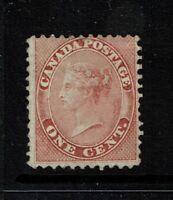 Canada SC# 14, Mint No Gum - S2577