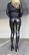 Triallab CheekyWedge hl2aw charol leggings negro M