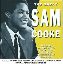 Sam Cooke - The Very Best Essential Greatest Hits Collection CD - 50's 60's