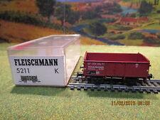 Wagon tomberau 5211 HO pour locomotive Fleischmann