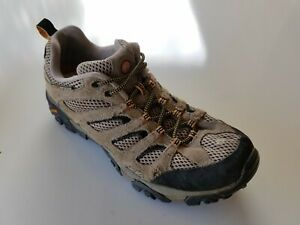 Merrell Mens Athletic Shoe Low Top Lace Up Sneakers Hiking Walking Size 12
