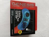 RETRO- BIT OFFICIAL SEGA GENESIS CONTROLLER 8 BUTTON ARCADE PAD WITH USB.NEW