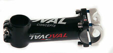 "Oval Concepts M800 1-1/8"" Carbon Threadless Bike Stem 31.8mm x 120mm +/-6� NEW"