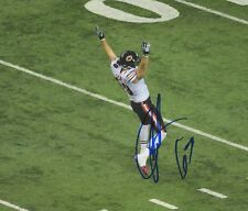 Jared Allen Signed Autograph NFL Chicago Bears 10x8 Photo With COA PJ