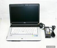 """14"""" Fujitsu Siemens Lifebook S710 Notebook, Intel Core i5 CPU, 2GB RAM, 160GB 1A"""