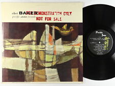 Chet Baker - The Trumpet Artistry Of LP - Pacific Jazz - PJ 1206 Mono DG VG+