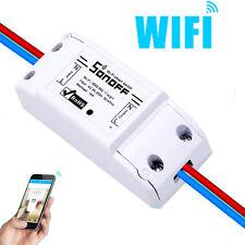 Pro WiFi Wireless Smart Switch Module ABS Shell Socket for DIY Home