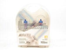 Nokya 9006XS Cosmic White Headlight Pro Halogen Light Bulbs Twin Pack 5000K NEW