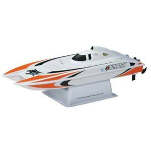 AquaCraft Mini Wildcat Catamaran RTR (Orange) 2.4GHz *SPECIAL OFFER*