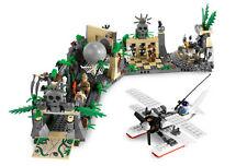 LEGO 7623 - INDIANA JONES - Temple Escape - 2008 - NO BOX