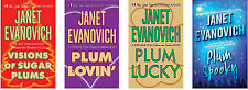 Janet Evanovich *Stephanie Plum* COMPLETE Between the Numbers Paperback Set 1-4!